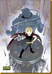 Fullmetal Alchemist Art 2