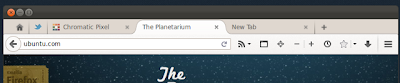 Firefox tema Australis