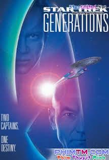 Du Hành Giữa Các Vì Sao 7 - Star Trek: Generations
