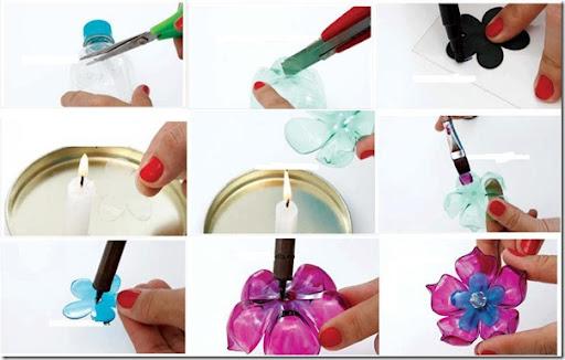 Busco Imágenes: Ideas para reciclar botellas de plástico