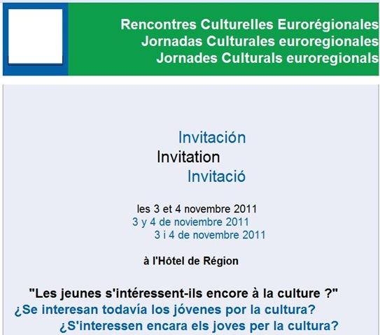euroregion e cultura