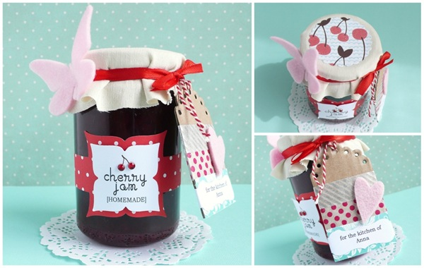 cafe creativo - Anna Drai - big shot sizzix - card - packaging - cherry jam (2)