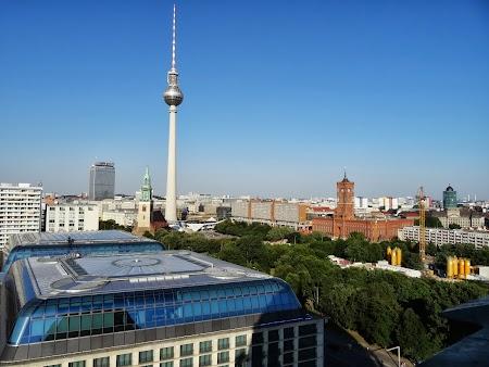 Obiective turistice Berlin: Alexander Platz