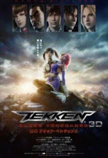 Thiết Quyền: Huyết Chi Phục Cừu - Tekken: Blood Vengeance
