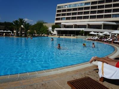 Cazare Cipru: Piscina Le Meridien Limassol