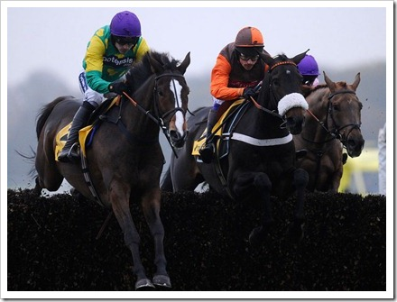 Kauto at the last Betfair photographer unknown