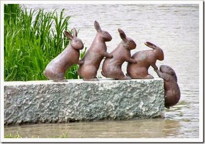 Швеция.На берегу Йота-канала.