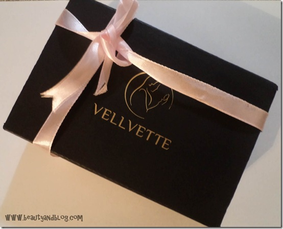 September Vellvette Box: Unboxing And Review