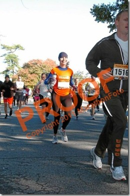 sarah running mcm