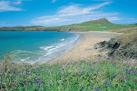 Whitsands Bay, nr. St. David\'sPembrokeshire CoastScenery - South