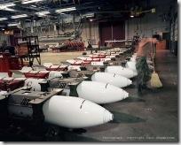 Nuclear gravity bombs. Photo - Paul Shambroom