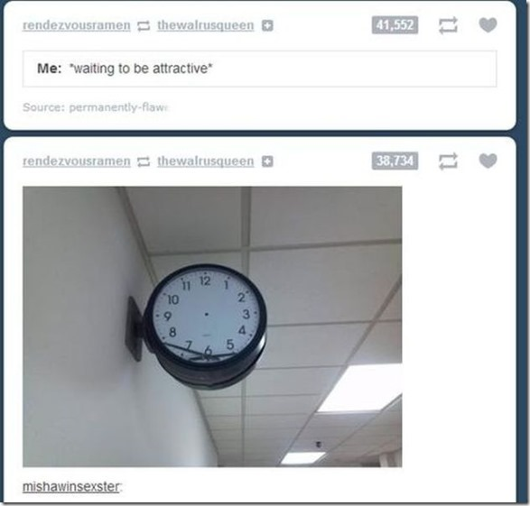 Funny Tumblr Posts Timed Perfectly [28 Photos]