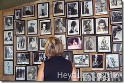 Greune Hall wall