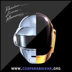 CD Daft Punk - Random Access Memories (2013), Baixar Cds, Download, Cds Completos