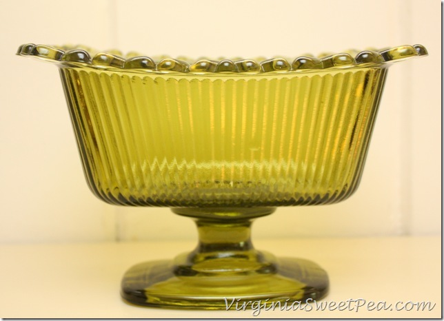 Green Glass Compote2