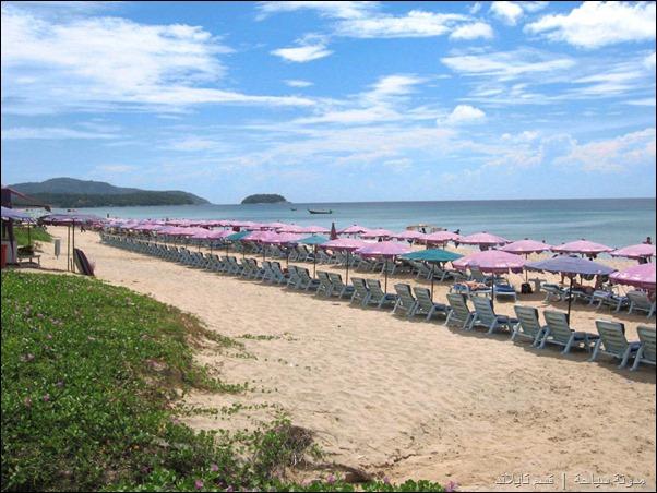 شواطئ مميزة في بوكيت