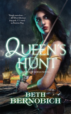 Beth Bernobich - queen&#39;s Hunt