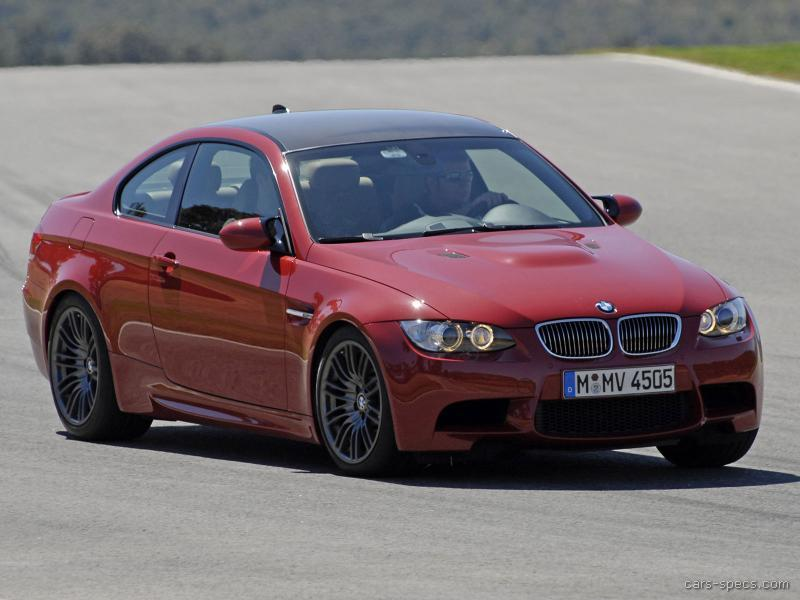 2008 bmw m3 coupe specifications pictures prices. Black Bedroom Furniture Sets. Home Design Ideas