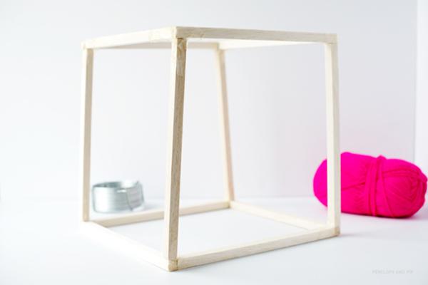 DIYGeometricLightCoverbyPenelopeAndPIp Step3