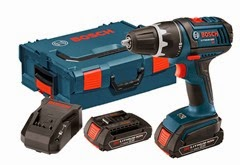 Bosch Drill Set rechargeable quality inexpensive chargable drill set
