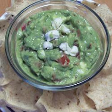Sheila's Greek Style Avocado Dip