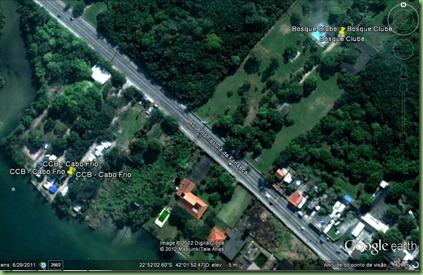 CCB e Bosque Clube em Cabo Frio 1