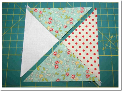 Morning Star Variation second step 1