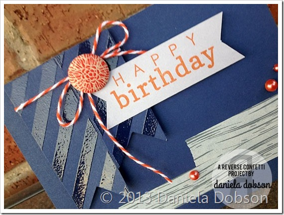 Happy birthday close by Daniela Dobson