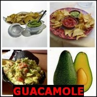 GUACAMOLE- Whats The Word Answers