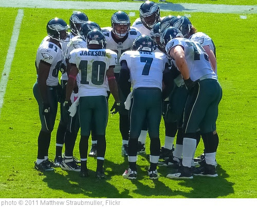'Eagles vs Redskins 10.16.11' photo (c) 2011, Matthew Straubmuller - license: https://creativecommons.org/licenses/by/2.0/