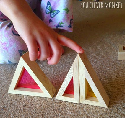 Exploring Fractions from Your Clever Monkey