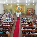 Posse de padre Paulo na Paróquia São Marcos - Cajazeiras