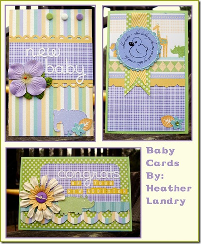 HeatherLandryBabyCards