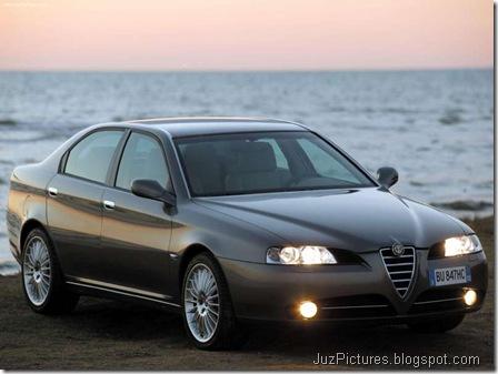 Alfa Romeo 166 (2004)10