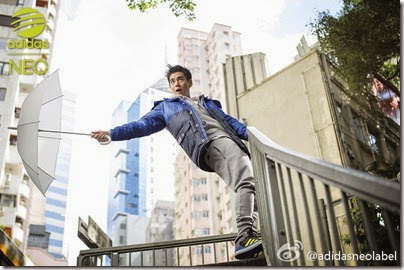 adidas Neo Label X Eddie Peng 2013 Winter 06