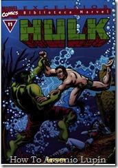 P00011 - Biblioteca Marvel - Hulk #11