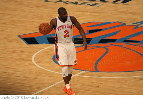 'Knicks-Thunder  12/22/10' photo (c) 2010, kowarski - license: https://creativecommons.org/licenses/by/2.0/