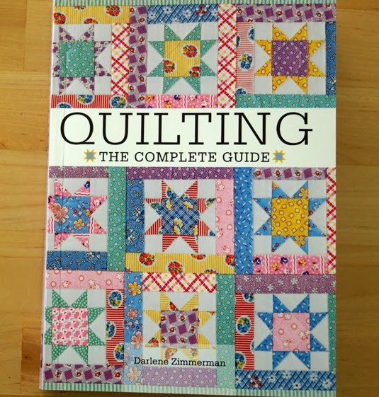 Quilting The Complete Guide by Darlene Zimmerman