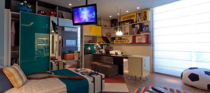 quarto de menino casa cor