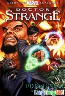 Bác Sĩ Đa Tài - Doctor Strange