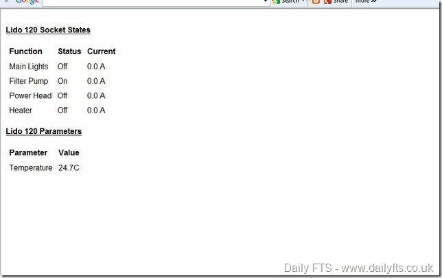 GHL Webserver Example