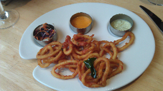 Kayal Leicester Cochin Squid