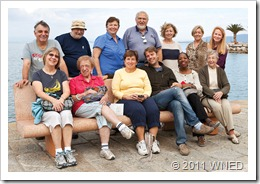 WNED TOUR group