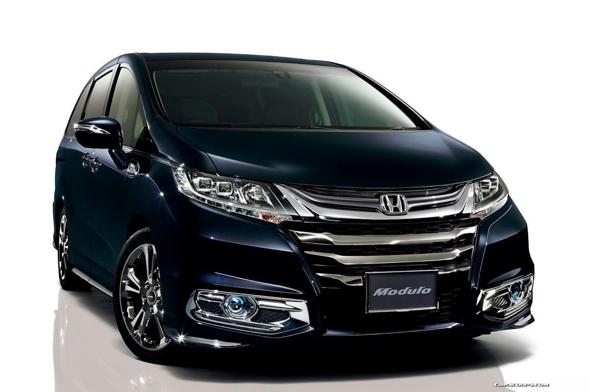 Honda Details AllNew 2014 Odyssey Minivan in Japan 50 Photos