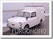 AUTOBIANCHI BIANCHINA FURGONCINO ALTO