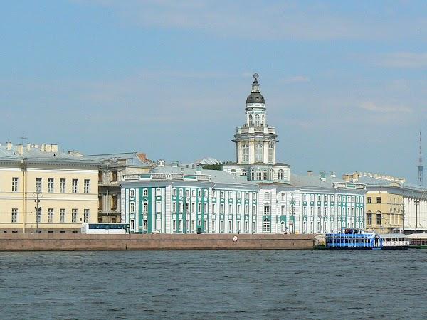 Obiective turistice Rusia: Palatul Menshikov Sankt Petersburg.JPG