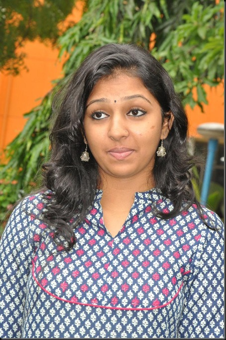 Lakshmi Menon at Sundarapandian Movie Press Meet (1)