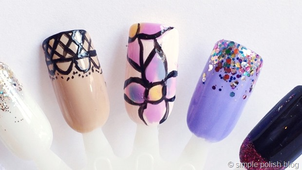Abiball-Nägel-Nail-Art-4