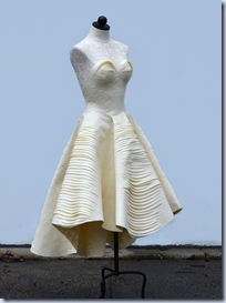 Masking Tape Dress