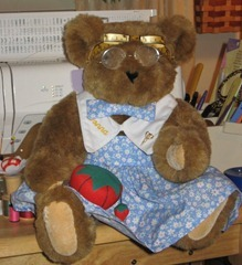 Quilting Bear